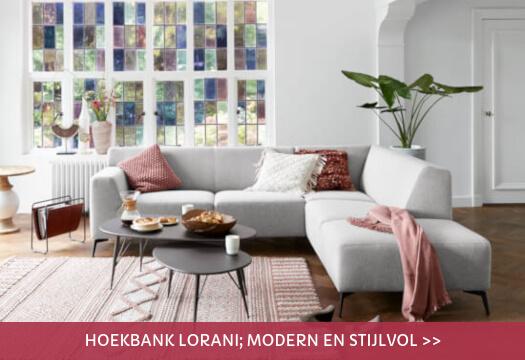 Hoekbank Lorani