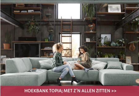 Hoekbank Topia
