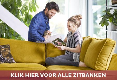 Hoekbank Delora