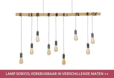Hanglamp Sorico