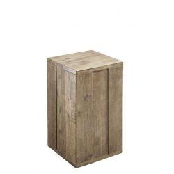 Pedestal Bassano 50x30 rough warm