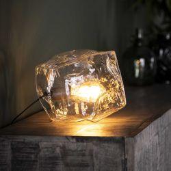 Tafellamp Rock Clear