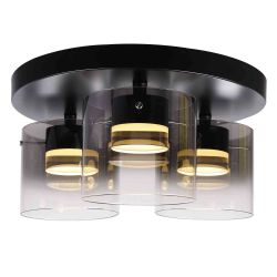 Plafondlamp Salerno 3 lichts