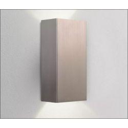 Wandlamp Metallico nikkel