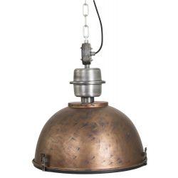 Hanglamp Bikkel Brons