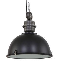 Hanglamp Bikkel Zwart Groot