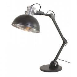 Vloerlamp Industrieel Brooklyn Zwart