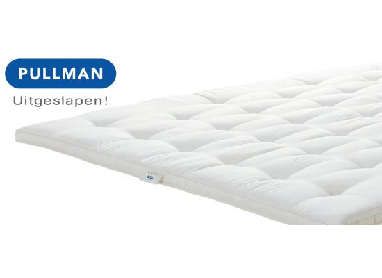 Pullman Comforttopper Silverline Natuurlatex