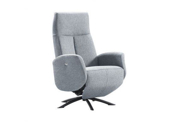 Relaxfauteuil Fonte grey